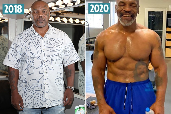 Mike Tyson anh 1