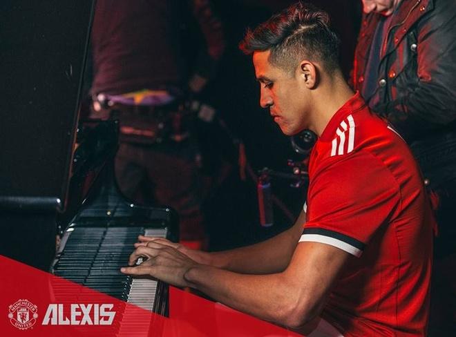 Alexis Sanchez anh 1