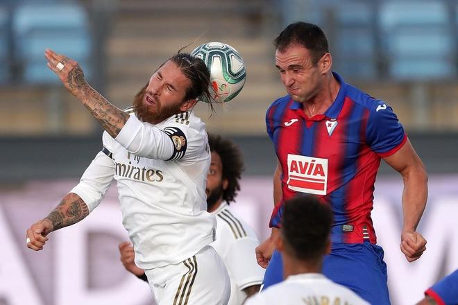 Sergio Ramos anh 1