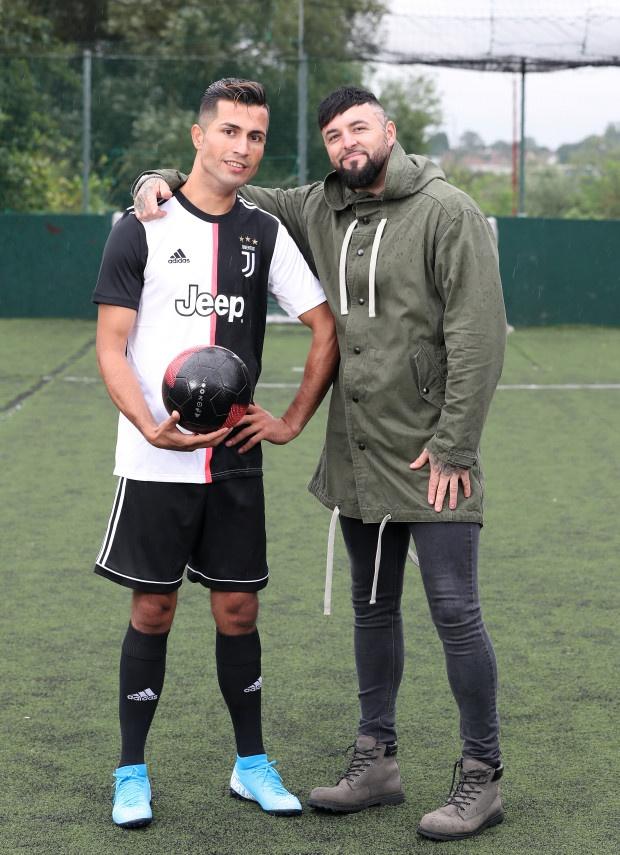 nguoi giong Ronaldo anh 9