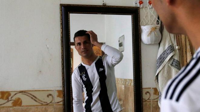 nguoi giong Ronaldo anh 8