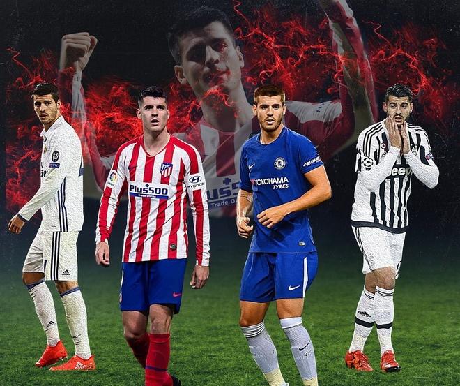 Alvaro Morata anh 1