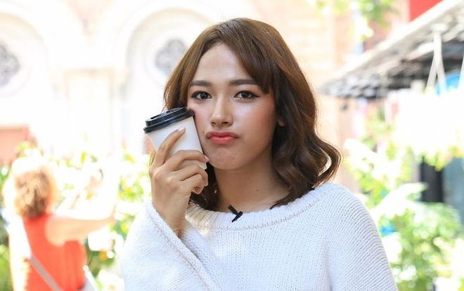 Nu chinh MV 'Noi nay co anh': Son Tung rat so cho hinh anh