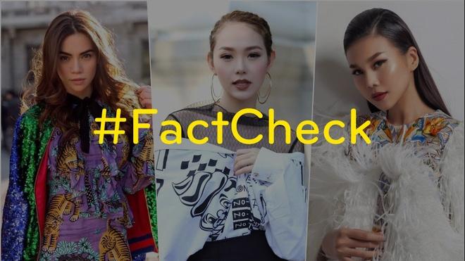 #FactCheck: Ha Ho, Thanh Hang, Minh Hang lam giam khao The Face? hinh anh