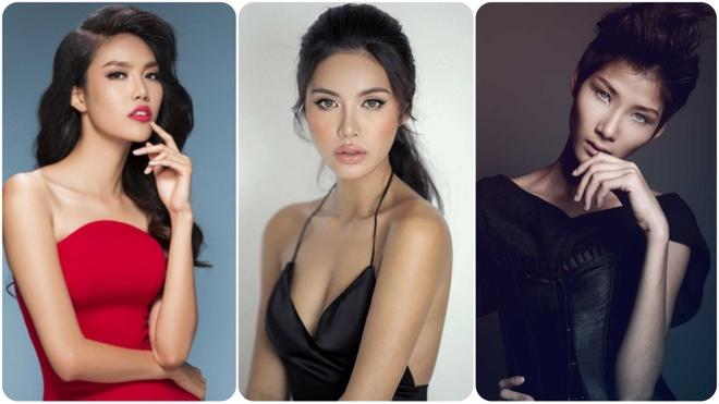 Lan Khue, Minh Tu, Hoang Thuy co du kha nang lam HLV The Face? hinh anh