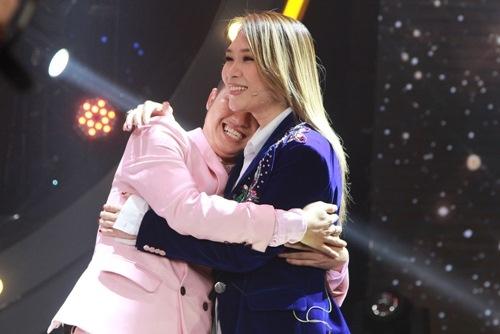 TV show tuan: My Tam cuoi ngat khi gap 'fan cuong' Thanh Duy hinh anh