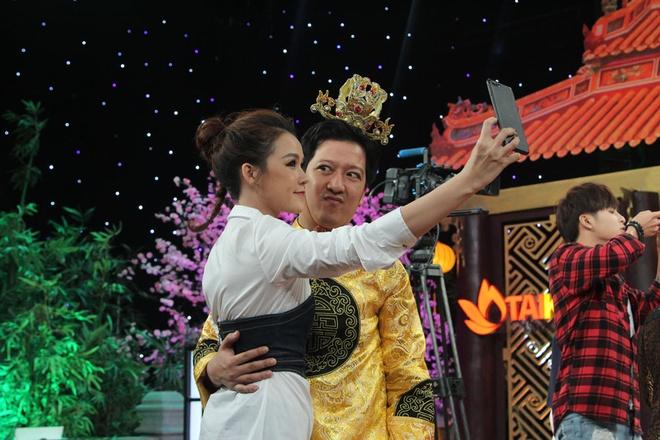 TV Show tuan qua: Truong Giang 'can loi' voi Dieu Nhi hinh anh