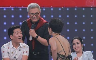 TV Show tuan: Miu Le 'bat be' Truong Giang mac ke khach moi can ngan hinh anh