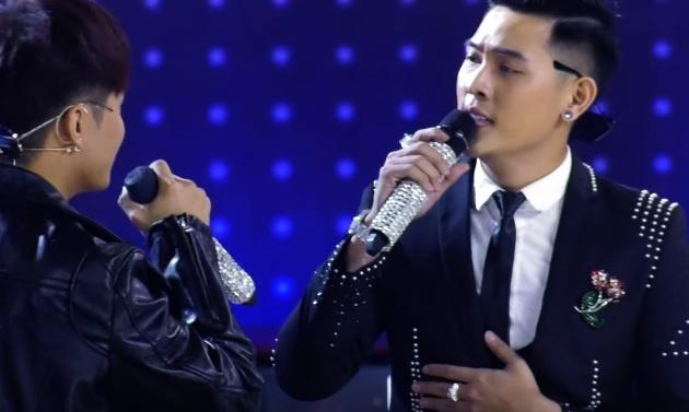 Giong ai giong ai: 'Chau' Truong Giang gay bat ngo voi giong hat hinh anh