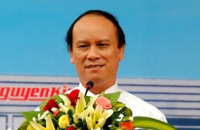 Da Nang de nghi khai tru Dang doi voi cuu Chu tich Tran Van Minh hinh anh