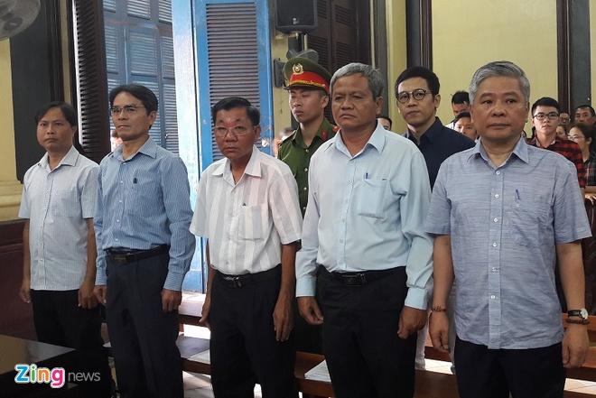 Luat su de nghi giai tai lieu mat tai phien xu ong Dang Thanh Binh hinh anh 1