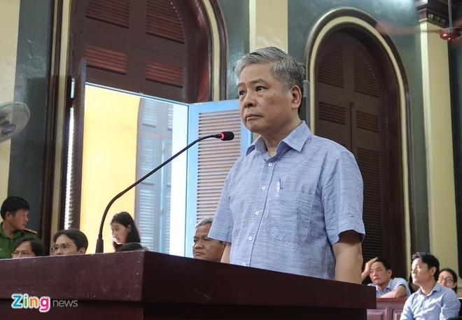Luat su de nghi giai tai lieu mat tai phien xu ong Dang Thanh Binh hinh anh 2