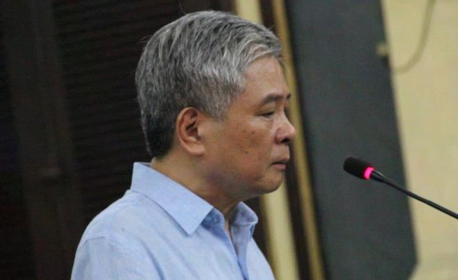 Cuu Pho thong doc Ngan hang Nha nuoc bat khoc: 'Lam phai co luong tam' hinh anh