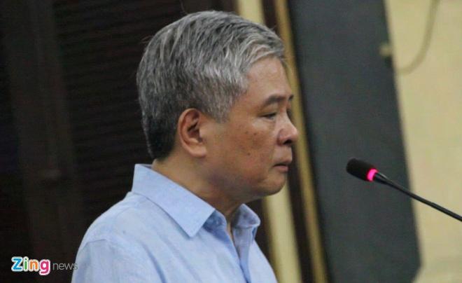 Cuu Pho thong doc Ngan hang Nha nuoc bat khoc: 'Lam phai co luong tam' hinh anh 1