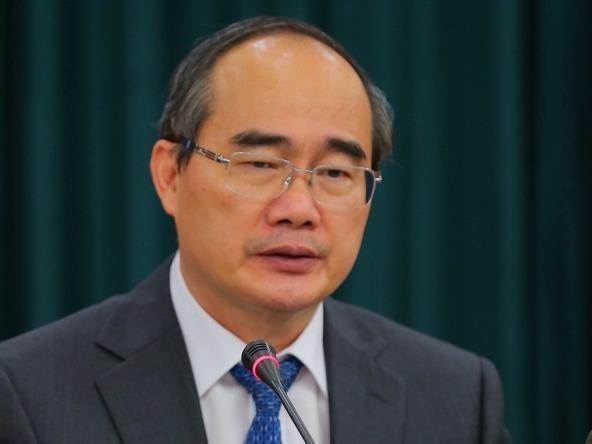 Bi thu Nguyen Thien Nhan: 'Muon giam ngap thi dan dung xa rac' hinh anh