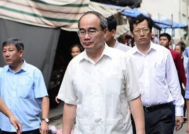 Ba con Thu Thiem mong tin vui tu Bi thu Nguyen Thien Nhan hinh anh