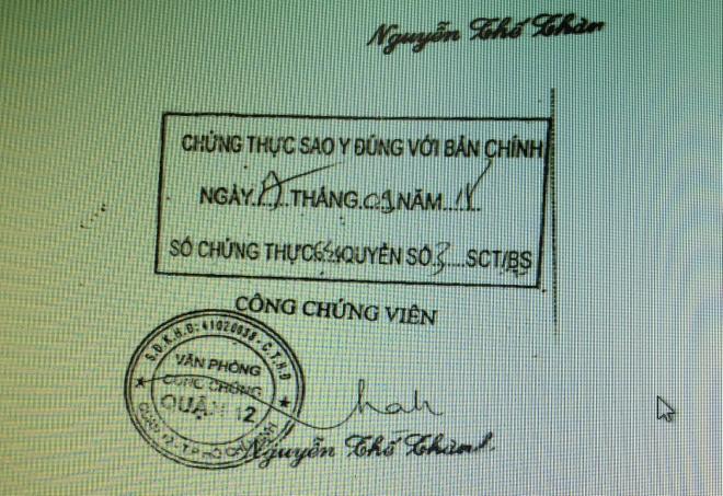 Bao dong van phong cong chung gia tai TP.HCM hinh anh 1