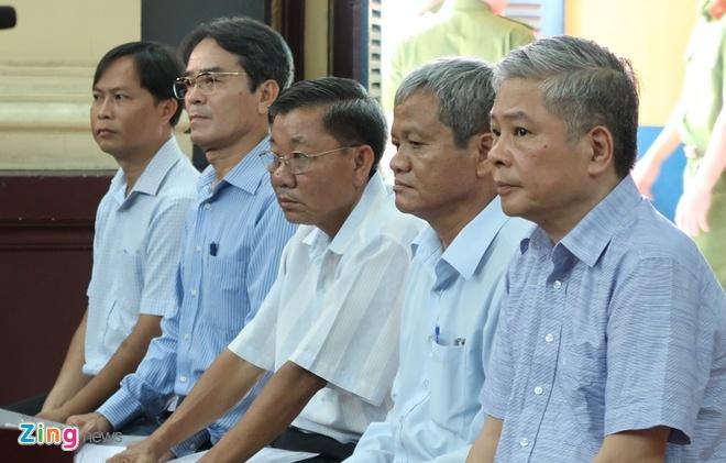 Cuu Pho thong doc NHNN Dang Thanh Binh chuan bi hau toa phuc tham hinh anh 1
