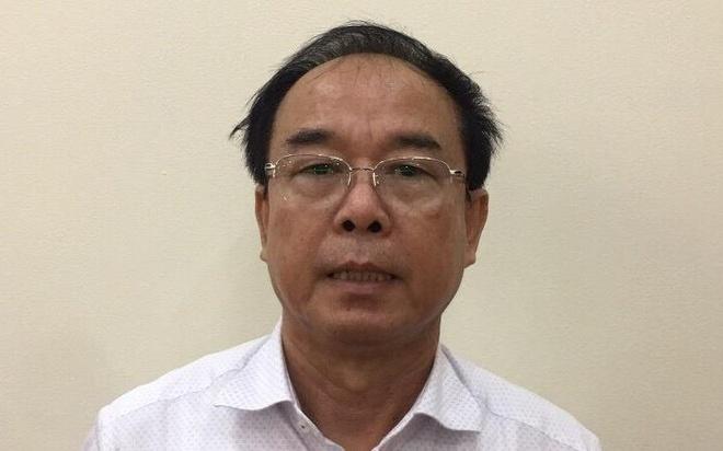 Cuu Pho chu tich TP.HCM Nguyen Thanh Tai bi bat hinh anh