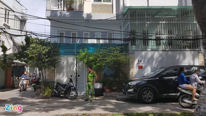 Cuu Pho chu tich TP.HCM Nguyen Thanh Tai bi bat hinh anh 2