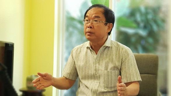 Cuu Pho chu tich TP.HCM Nguyen Thanh Tai bi bat hinh anh 1