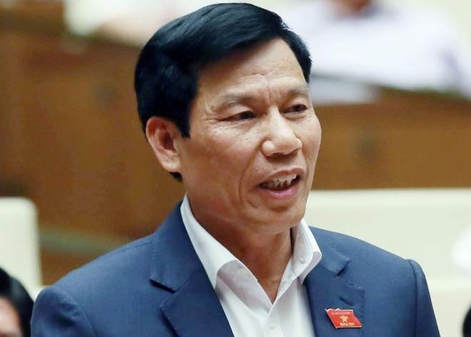 Bo truong Nguyen Ngoc Thien gui thu chuc mung doi tuyen Viet Nam hinh anh