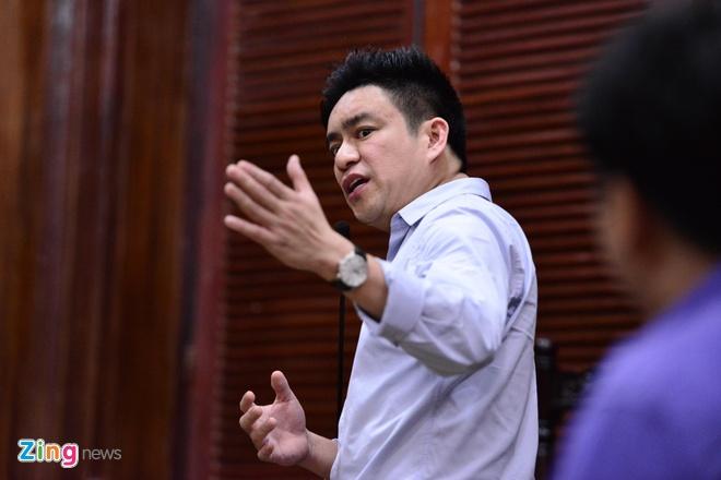 Giam doc nhan tien chem bac si Chiem Quoc Thai bi de nghi tang an hinh anh 2