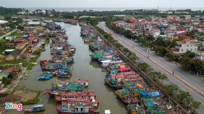 Bao so 3 do bo vao Quang Ninh hinh anh 27
