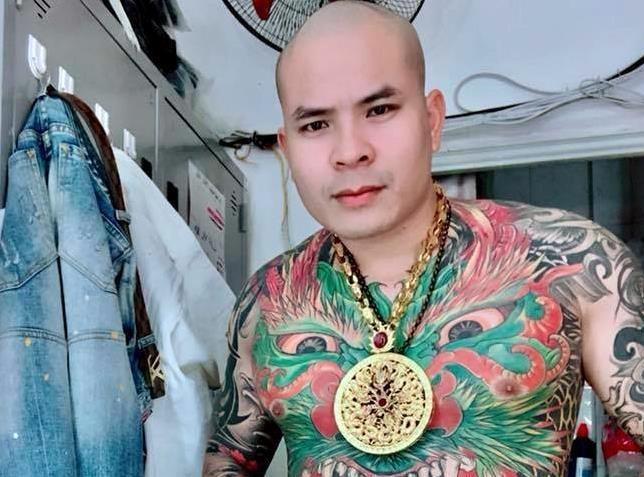 giang ho mang Quang rambo anh 1