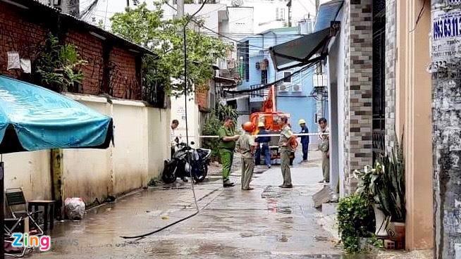 Cần khởi tố vụ án dây điện rớt làm chết người ở Sài Gòn