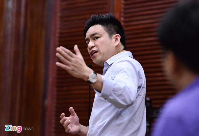 Bac si Chiem Quoc Thai quyet truy vai tro ba Tran Hoa Sen hinh anh 1