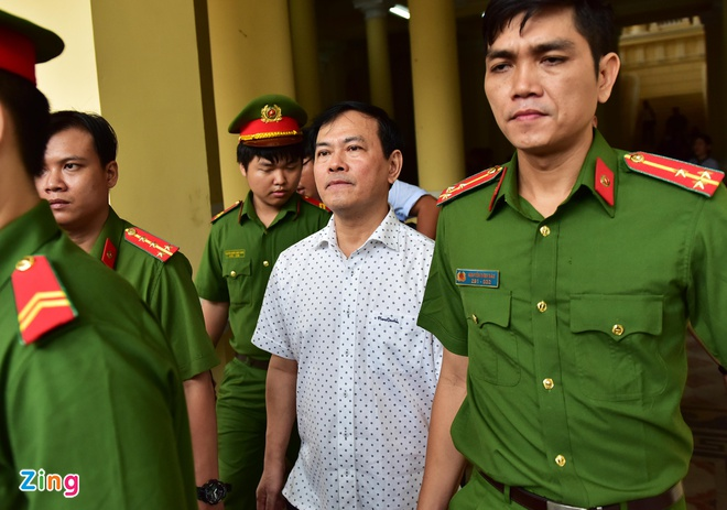 Vi sao Nguyen Huu Linh chua bi bat khi toa tuyen y an? hinh anh 1