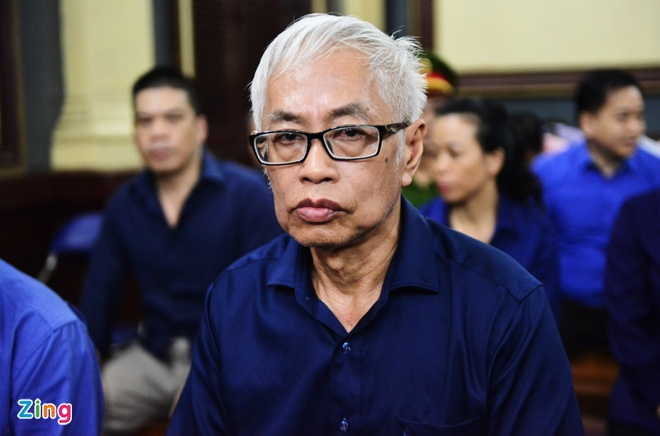 Cuu Tong giam doc DAB Tran Phuong Binh bi truy to toi moi hinh anh 1 tranphuongbinh3_zing.jpg
