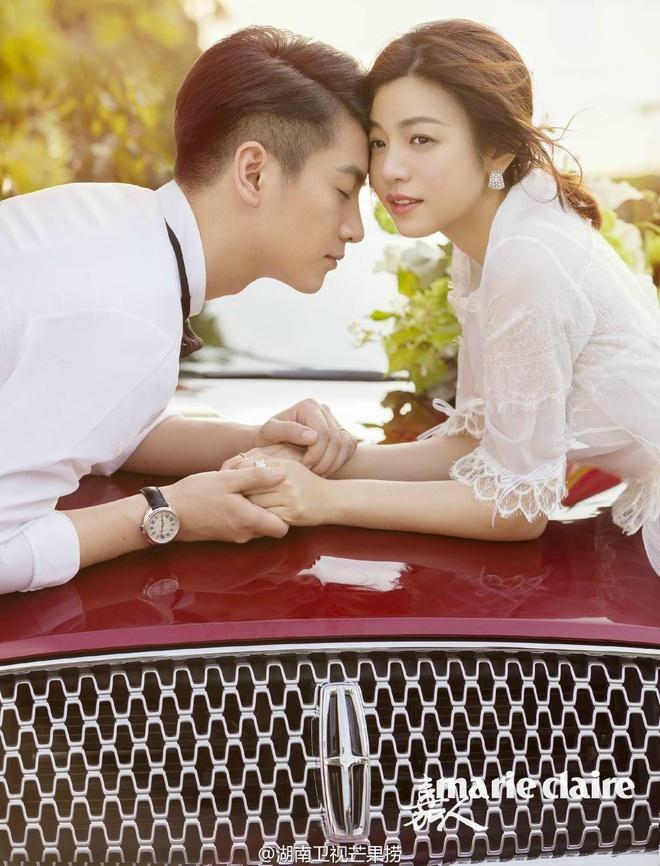 'Duong Qua, Tieu Long Nu' tinh cam tren tap chi hinh anh 2