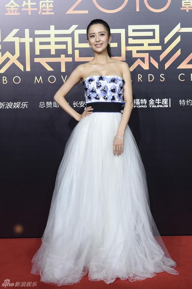 Dan sao Hoa ngu noi bat trong dem trao giai Weibo hinh anh 3