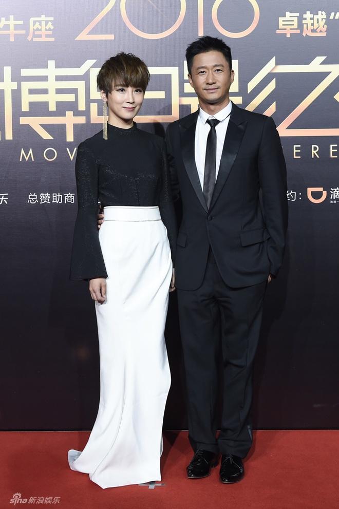 Dan sao Hoa ngu noi bat trong dem trao giai Weibo hinh anh 10
