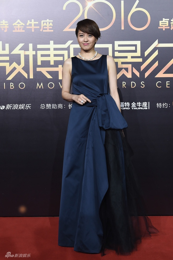 Dan sao Hoa ngu noi bat trong dem trao giai Weibo hinh anh 4