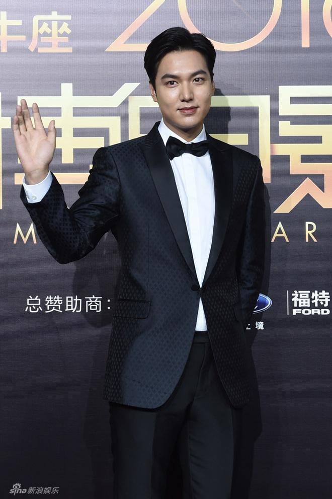 Dan sao Hoa ngu noi bat trong dem trao giai Weibo hinh anh 7