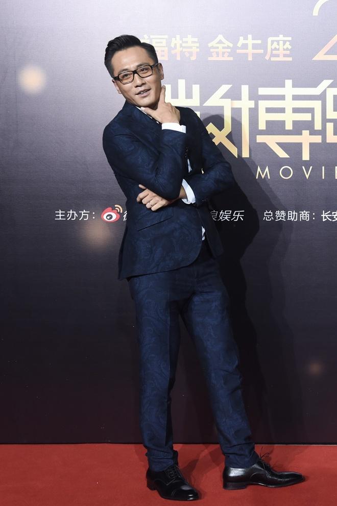 Dan sao Hoa ngu noi bat trong dem trao giai Weibo hinh anh 8