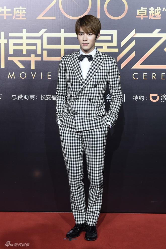 Dan sao Hoa ngu noi bat trong dem trao giai Weibo hinh anh 9