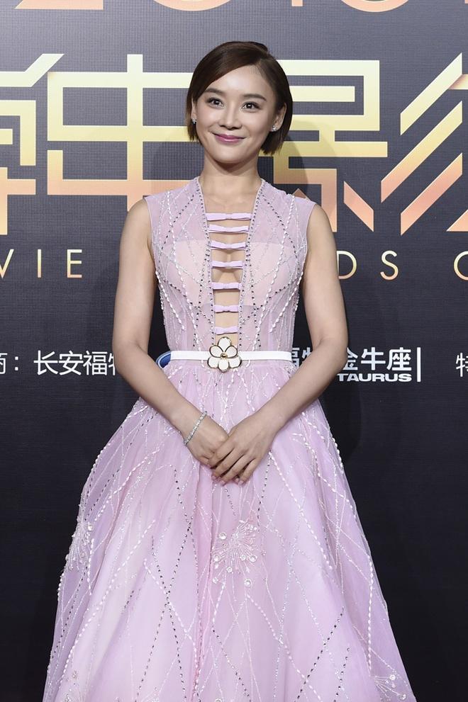 Dan sao Hoa ngu noi bat trong dem trao giai Weibo hinh anh 2
