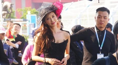 Lam Chi Linh chuong phong cach thoi trang cong nuong hinh anh
