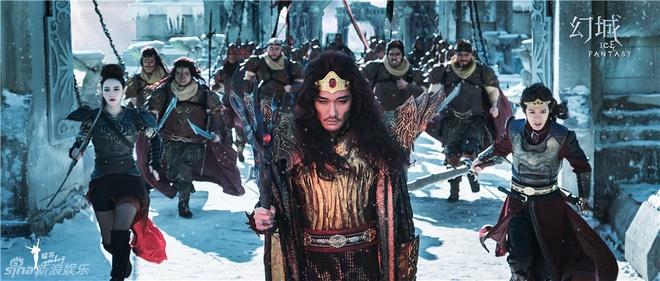 'Vuong quoc ao' cua Trung Quoc thach thuc bom tan Hollywood hinh anh 3