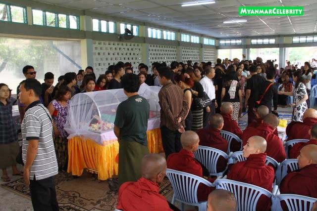 Le tang day nuoc mat cua thi sinh Hoa hau Myanmar vua dot tu hinh anh 6