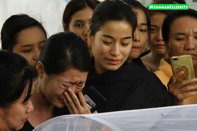 Le tang day nuoc mat cua thi sinh Hoa hau Myanmar vua dot tu hinh anh 5