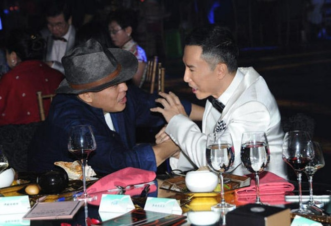 Chan Tu Dan - Ly Lien Kiet: Moi an oan giua hai dong mon hinh anh 3