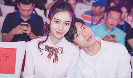 Angelababy kho chiu voi ban dien vi Huynh Hieu Minh ghen hinh anh