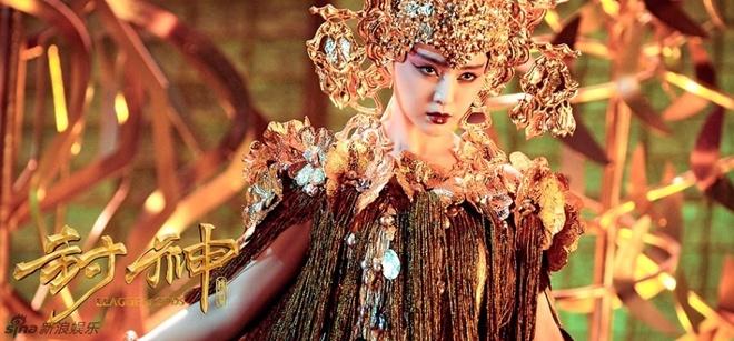 Pham Bang Bang ho bao trong phim co trang hinh anh 5
