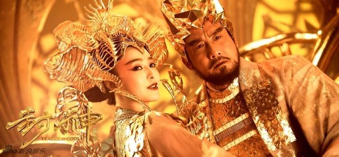 Pham Bang Bang ho bao trong phim co trang hinh anh 6