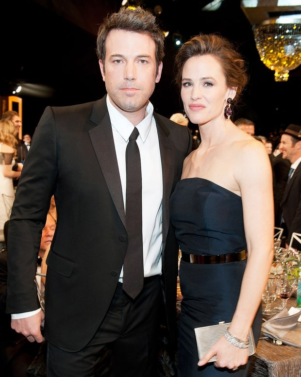 Jennifer Garner va Ben Affleck niu keo hon nhan hinh anh 2